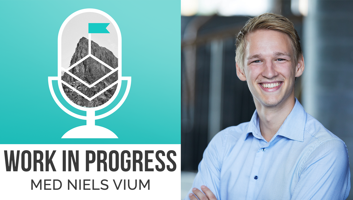 Work in Progress #11: Personlig effektivitet og mental performance m. Niels Vium