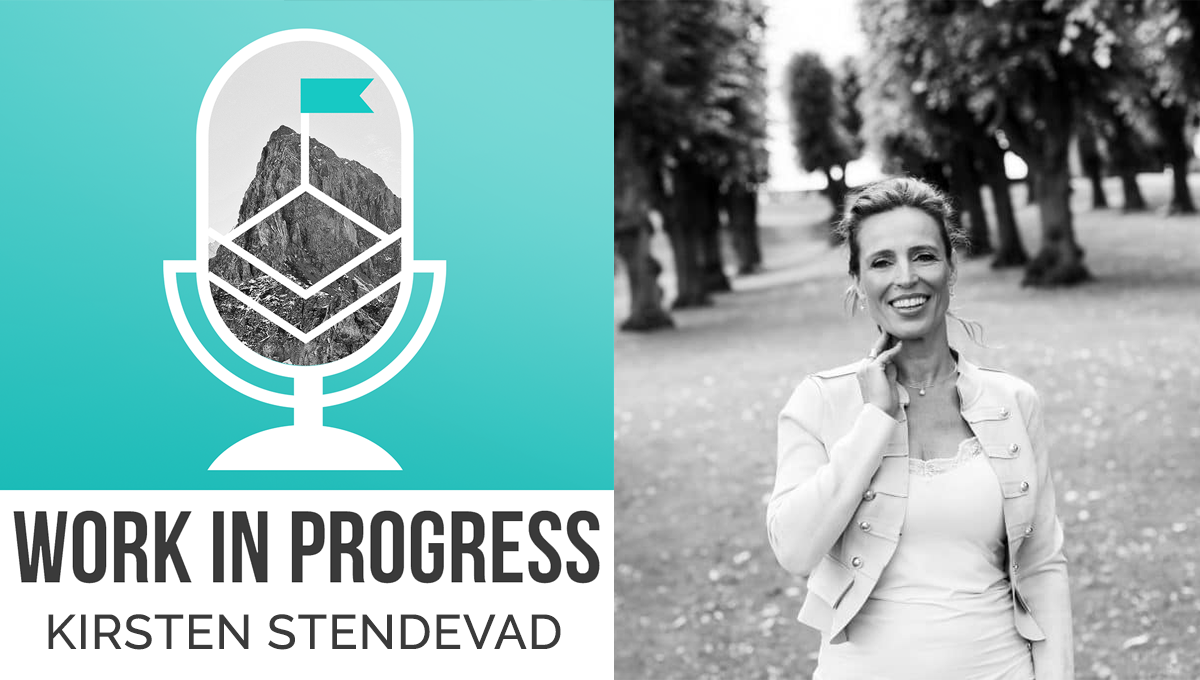 Work in Progress #13: Det feminine lederskab m. Kirsten Stendevad