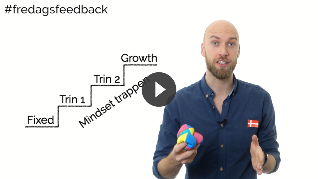2 Trin: Sådan går du fra et fixed til et growth mindset
